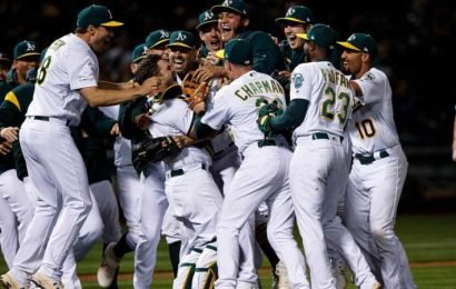 Mike Fiers Threw A Most Improbable And Very Oakland A's No-Hitter