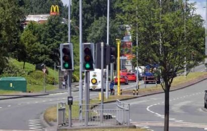 Boy, 4, found wandering alone 'in onesie' next to busy dual carriageway at 6am