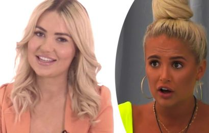 Love Island star Chyna Ellis thinks Molly-MaeHague is 'playing a game' as she weighs in on villa drama – EXCLUSIVE