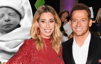 Stacey Solomon CONFIRMS baby name and shares first picture of son's face – as she reveals sweet meaning behind his moniker