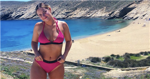 Jacqueline Jossa shows off bikini body with poignant message to fans: 'I honestly don't care what people think'