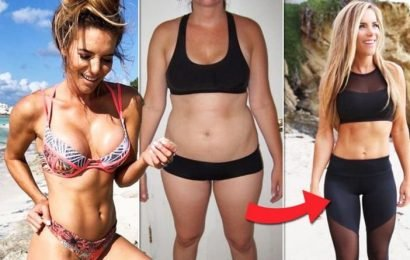 Weight loss: Fitness expert reveals diet plan behind her amazing transformation