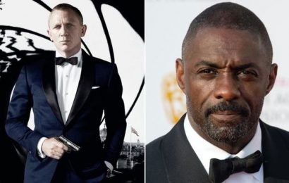 James Bond: Idris Elba 'DISHEARTENED' by fans who say 007 must be played by white actor