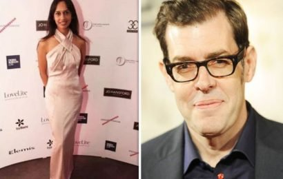 Richard Osman girlfriend: Who is Pointless star's girlfriend and how tall is she?