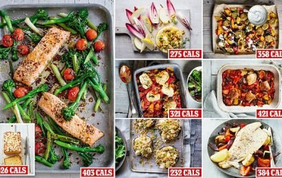 DR MICHAEL MOSLEY helps you slim down with the Fast 800 summer diet