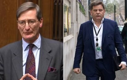 Furious Brexiteers accuse Dominic Grieve of digging his own grave