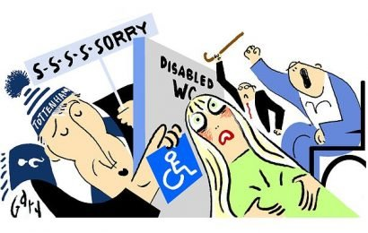Now they are changing rules over disability Blue Badges