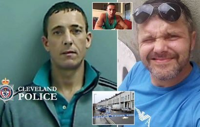 Benefits Street star is jailed for life for the killing of man, 43