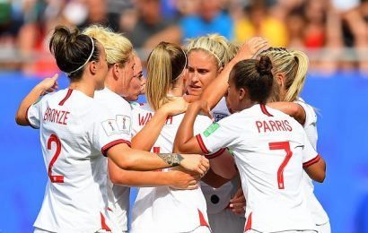 England 3-0 Cameroon: Lionesses into World Cup quarter-finals