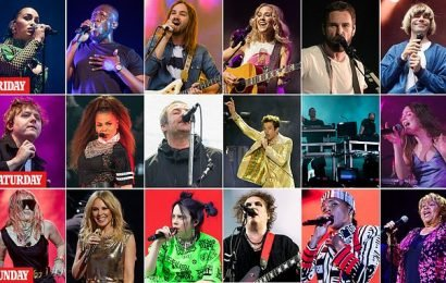 Your guide to the best acts at this weekend's Glastonbury