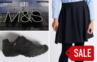 Marks and Spencer launches amazing school uniform deal – with 20% off boys and girls items