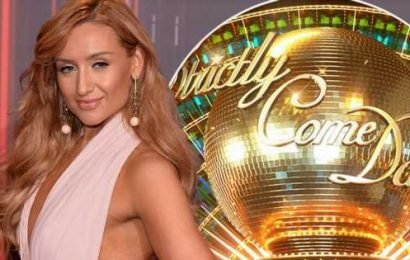Coronation Street's Catherine Tyldesley 'in talks' for Strictly Come Dancing