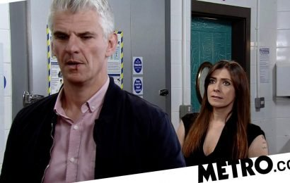 Corrie's Kerri Quinn confirms Michelle will discover Robert and Vicky fling