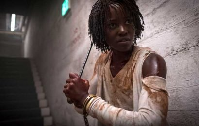WATCH: Lupita Nyong'o Terrifies as She Stays in Character on Set of Us as Red In-Between Takes