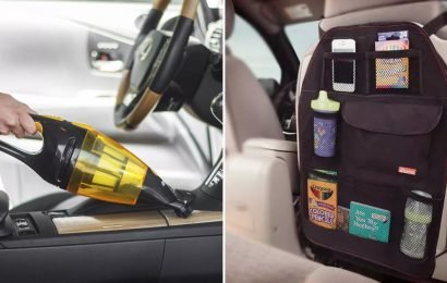 Get Ready For the Best Ride of Your Life, Thanks to These Genius Car Gadgets From Target