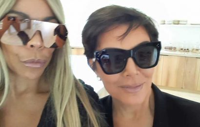 Wendy Williams Hangs Out with Kim Kardashian and Kris Jenner Despite Previously Being Critical of the Family