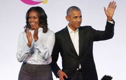Barack and Michelle Obama Make New Podcast Deal with Spotify