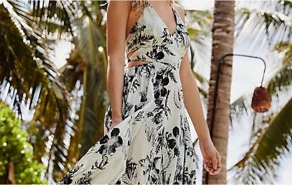 Nordstrom Released New Summer Maxi Dresses, and We Selected Our 11 Favorites