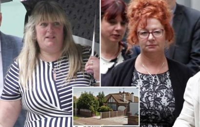 Stepdaughters of elderly couple found dead at home ask judge to rule who died first to decide who gets to inherit their £280k house – The Sun