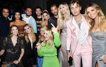 Mischa Barton and Heidi Pratt bring the glamour as The Hills cast reunite for New Beginnings premiere in LA