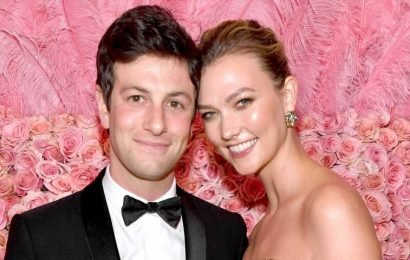 Everything We Know About Karlie Kloss' Second Wedding Dress