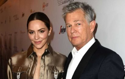 It's Amore! Inside Katharine McPhee and David Foster's Honeymoon: Pics