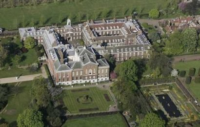 A Look Inside Kensington Palace, Prince William and Kate Middleton's Family Home