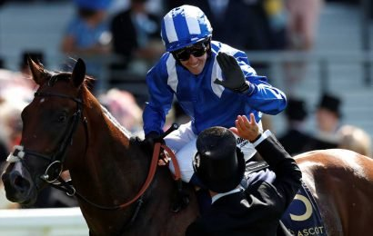 3:40 Royal Ascot runners and prices: Racecard and results for the Commonwealth Cup live on ITV