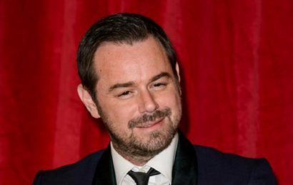 When does Danny Dyer's The Wall start on BBC and what's it about?