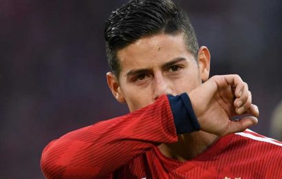 Bayern Munich confirm James Rodriguez exit as Cristiano Ronaldo 'calls Colombian on FaceTime to convince him to join Juventus'