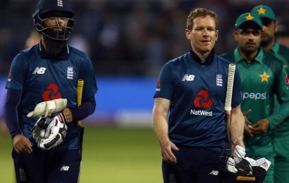 England vs Pakistan live streaming: How to watch the Cricket World Cup match online and on TV
