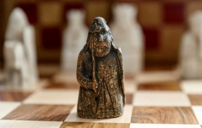 Chess piece bought for £5 and left in drawer for 50 years is missing Lewis Chessman worth £1MILLION – The Sun