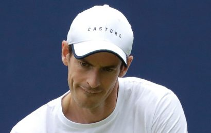 Queen's Club Tennis LIVE: Andy Murray returns in Men Doubles after six-month lay-off