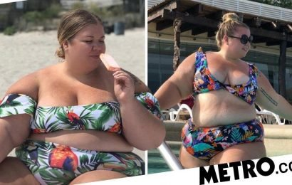 Woman called a 'whale' by trolls refuses to stop celebrating her body in bikinis