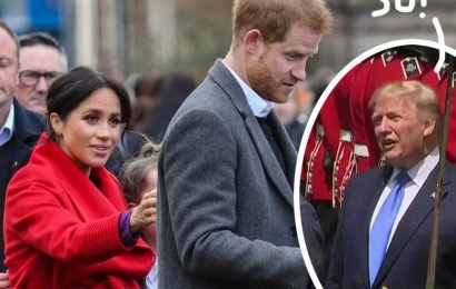 Prince Harry STILL Had Lunch With Trump After Proof He Called Meghan Markle 'Nasty'!