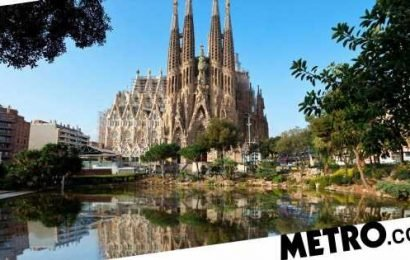 Barcelona's Sagrada Familia given building permit 137 years after construction s