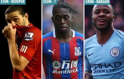 Bargains to bloopers: History shows spending big on young English talent is risky business as Wan-Bissaka joins Man Utd for £50m