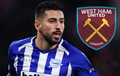 West Ham line up improved £15m bid for Alaves defender Guillermo Maripan as Manuel Pellegrini eyes six summer transfers