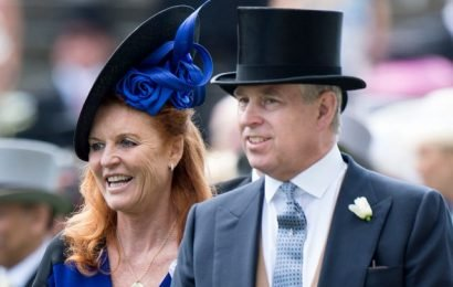 Sarah Ferguson Comments on What It's like to Live with Her Ex-Husband, Prince Andrew