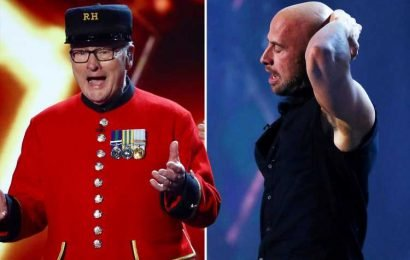 Britain's Got Talent viewers slam Colin Thackery's win a 'fix' after Jonathan Goodwin misses out despite burying himself alive