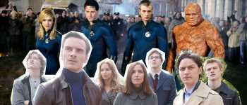 Here's What Fox's Abandoned 'X-Men vs. Fantastic Four' Movie Would Have Been About