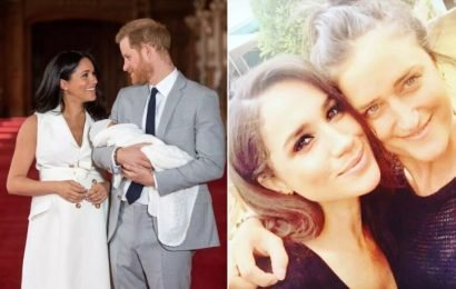 Meghan Markle and Prince Harry 'to be named as godparents' by friend who set them up on blind date