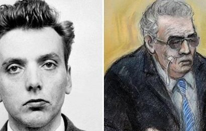 Moors Murderer Ian Brady 'had sex with boy in JAIL as he was allowed to mix with teen inmates'