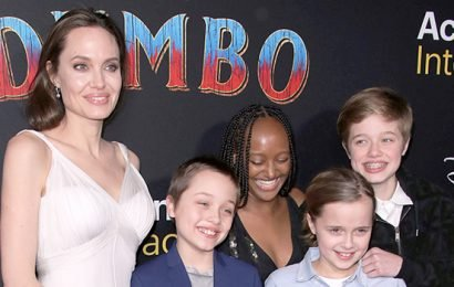 Angelina Jolie's Superhero Movie Role In Marvel's 'The Eternals' Was 'Highly Influenced' By Her 6 Kids