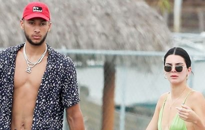 Ben Simmons 'Likes' Ex Kendall Jenner's Sexy New Instagram Pic 1 Month After Split