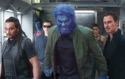 X-Men Beast movie for Nicholas Hoult once pitched by John Ottman