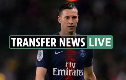 11.20am transfer news LIVE: Tottenham confirm first signing as Draxler offered to club, Hazard officially joins Real Madrid