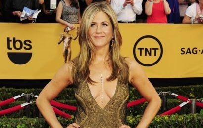 Jennifer Aniston's Sexiest Moments Will Have You Reaching For a Tall Glass of Cold Water