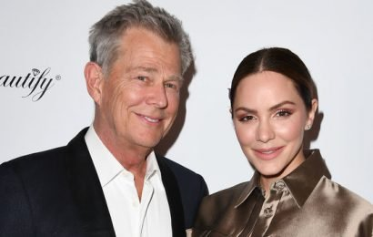 Katharine McPhee and David Foster Are Married