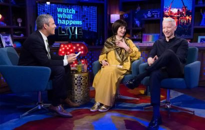 Andy Cohen Pays Tribute to Late Gloria Vanderbilt and Her 'Wicked Sense of Humor'